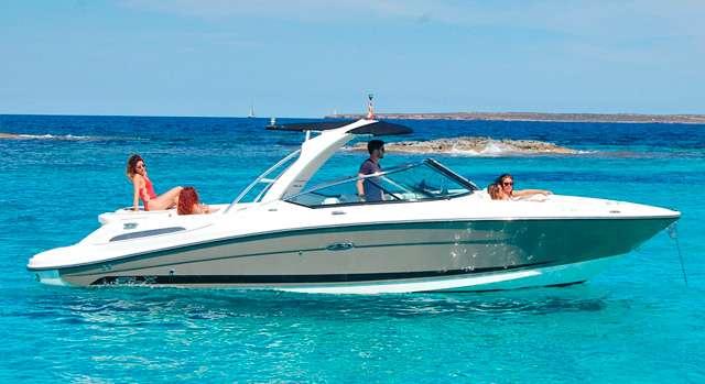 Motor Boat Rentals Ibiza
