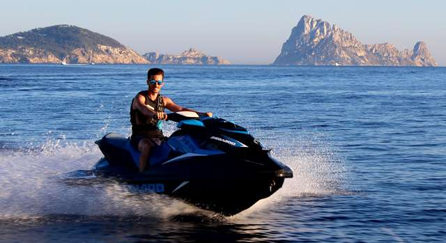 Jet Ski Rentals Ibiza